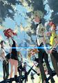 春アニメ「キズナイーバー」、告知映像を公開! トリガーと岡田麿里によるオリジナルTVアニメ