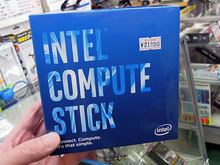 Cherry Trail搭載のIntel純正スティック型PC「STK1AW32SC」が登場!