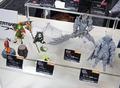 「2016冬 ホビーメーカー合同商品展示会」で見かけた主な新作フィギュア part2 「WAVE」「海洋堂」ほか