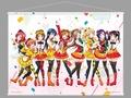 一番くじ「劇場版ラブライブ!」、3月5日に発売!  9人のリアルフィギュアなど13等級全45種+ラストワン賞