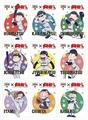 TVアニメ「おそ松さん」、野球日本代表「侍ジャパン」とのコラボビジュアルを公開! コラボグッズ情報や特典イラストも
