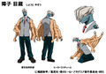 春アニメ「僕のヒーローアカデミア」、新たなキャラ設定画/キャストを発表! 雄英高校ヒーロー科1年A組の4人