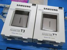 USB 3.1 Type-C対応の外付けSSD「Portable SSD T3」シリーズがSAMSUNGから!