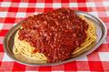 大盛りスパゲティ「パンチョ」、秋葉原店ではミートソース1皿310円セールを実施! 3月10日=ミートの日