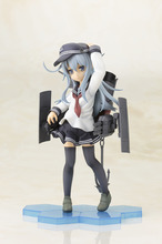 艦これ、「響」の1/8フィギュアがコトブキヤから! アニメ設定を忠実に再現、三連装魚雷と連装砲が可動