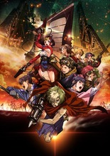 春アニメ「甲鉄城のカバネリ」、PV第3弾とキービジュアルを公開! スタッフやキャストからのコメントも