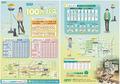 春アニメ「ふらいんぐうぃっち」、舞台である青森県弘前市の「弘南バス」とコラボ! バス車体とバス停12か所をラッピング