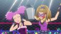 アニメ映画「プリパラ」最新作、3つある分岐ルートより3週目「親衛隊ルート」の場面写真が到着! 地下クラブでデスマッチ