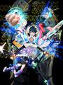 TVアニメ「ブブキ・ブランキ」、続編制作決定! 秋葉原駅にて放映記念乗車券も発売中
