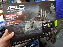 補助電源が不要なGeForce GTX950ビデオカード「GTX950-2G」がASUSから!