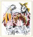 春アニメ「僕のヒーローアカデミア」、BD/DVD第1巻の特典を発表! オリジナルストーリーのドラマCDなど