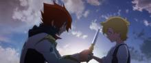 アニメ映画「劇場版『牙狼〈GARO〉-DIVINE FLAME-』」、PV第3弾公開! スピード感あふれるバトルアクション