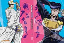 ジョジョ、第4部「ダイヤモンドは砕けない」のBD/DVD全巻購入特典に完全新作OVA! 第1巻のジャケットも公開