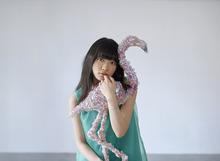 ニューシングル「愛の詩-words of love-」から、ファーストアルバム「TRY!」へ。千菅春香の軽やかな挑戦