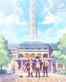 ゲーム「OZMAFIA!!」、7月スタートでTVアニメ化決定! メルヘン&マフィアな世界観で織り成す学園バラエティー