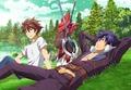 TVアニメ「エンドライド」、追加キャスト発表! ぬいぐるみを抱いた少女・ミーシャ役に悠木碧