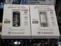 Lightningコネクタ搭載USBメモリ「JetDrive Go」シリーズがTranscendから!