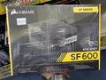 フルモジュラータイプの80PLUS GOLD SFX電源「SF600」がCorsairから!