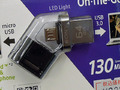 microUSB&USBコネクタ搭載のSony製USB 3.0メモリ「USMSA3」シリーズが販売中