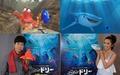 ディズニー/ピクサー最新作「ファインディング・ドリー」、新キャラクターの日本語吹替キャストを発表! 上川隆也と中村アン