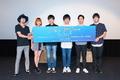青春野球アニメ「バッテリー」、先行上映会レポートが到着! キャスト4名によるトークショー、主題歌ライブも