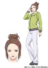 夏アニメ「チア男子!!」、女性キャラクターのキャストを発表! 甲斐田裕子、藤村歩、宇山玲加