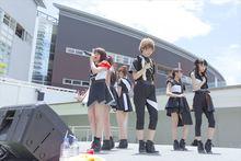 i☆Ris、13thシングル「Re:Call」リリースイベントのレポートが到着! ジャケットも公開