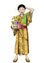 「弱虫ペダル」、この夏大江戸温泉物語と再びコラボ! 描き下ろしイラスト、ウエルカムボイスも