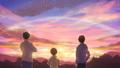 青春野球アニメ「バッテリー」、内山昂輝と畠中祐のインタビューが到着! EDの先行場面カットも