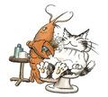 TVアニメ「猫のダヤン ふしぎ劇場」、10月スタート! 劇場スタイルで見せる ショートアニメ―ション
