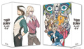 「TIGER & BUNNY」、Blu-ray BOXのボックスイラストを公開! 桂正和描き下ろし