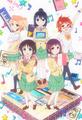 秋アニメ「ステラのまほう」、キービジュアル&PV第2弾公開! AT-X、TOKYO MX、MBSなどにて放送