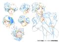 「劇場版マジェスティックプリンス」、平井久司が手がける新キャラクターの設定画を公開! 前売券も販売スタート