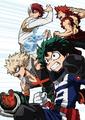 TVアニメ「僕のヒーローアカデミア」、新作アニメのPV公開! 原作者・堀越耕平によるオリジナルストーリー