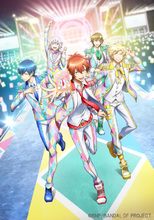 秋アニメ「ドリフェス!」、キービジュアル発表! 公式サイトではアイドルたちのアツい青春をチェックできるPVも公開に