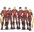 フル3DCGアニメ「CYBORG009 CALL OF JUSTICE」、主題歌はMONKEY MAJIKが担当! 齋藤将嗣描き下ろしビジュアルも