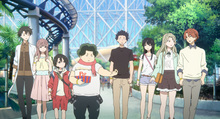 アニメ映画「聲の形」、WEB PVが解禁に! いよいよ9月17日より全国ロードショー