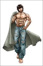 人気格闘マンガ「刃牙道」、OAD化! 描き下ろしアニメビジュアルとお馴染みのキャラが登場するPVが解禁に