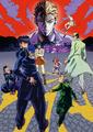 TVアニメ版ジョジョ第4部「ダイヤモンドは砕けない」、吉良吉影が登場する新キービジュアルを公開!