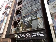 猫カフェ「MoCHA秋葉原店」が10月中旬オープン! カールスジュニア 秋葉原中央通り店のビル2F
