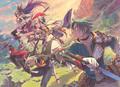 ファンタジア文庫人気3作品のアニメ化企画を発表! 「グランクレスト戦記」「ゲーマーズ!」、「ハイスクールD×D」