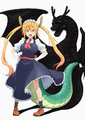 TVアニメ「小林さんちのメイドラゴン」、2017年1月スタート! スタッフ&キャスト公開、制作は京都アニメーション