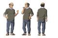 アニメ映画「モンスターストライク THE MOVIE」、追加キャスト情報公開! 俳優・北大路欣也が昔かたぎなオヤジを演じる