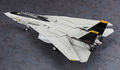 """「エリア88」よりプラモデル『「エリア88」 F-14A トムキャット """"ミッキー・サイモン""""』登場! ハセガワから12月発売"""