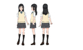 冬アニメ「セイレン」、2人のヒロインを紹介! キャストは佐倉綾音、木村珠莉