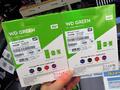 Western Digital製SSD「WD Green」シリーズが登場! 2.5インチとM.2の2タイプ