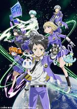 冬アニメ「エルドライブ」、主題歌アーティスト発表! 12月11日にはメインキャストが登場する先行上映会も実施