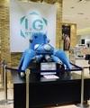 アニメ「攻殻機動隊」のタチコマが、実店舗で接客してくれる! タチコマを使ったコミュニケーションロボットの実装実験開始
