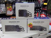 水冷ヘッド部にイルミネーション機能を搭載した簡易水冷キット NZXT「Kraken X」シリーズが登場!