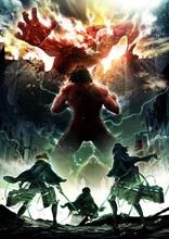 TVアニメ「進撃の巨人」Season 2、PV第1弾を公開! 巨人同士による迫力の肉弾戦が描かれた映像に注目